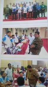 75 Peserta Ikut Pelatihan Keterampilan Kerja dari PT. Chevron