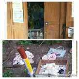 Maling Bongkar Warung Kelontong di Pelangiran, Inhil