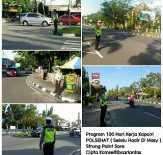 Beri Kenyamanan di Jalan Raya, Polres Kampar Jalankan Program Kampar Taat