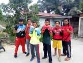 Salut, Petinju Amatir Asal Kota Duri, Ikut Memperkuat Tim Riau Dalam Kejurnas di Kota Medan