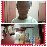 Penjual Togel di Kecamatan Tanah Merah Ditangkap Polisi