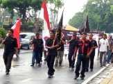 Datangi Pemko Pekanbaru, LSM Penjara Pertanyakan Izin Pembangunan Kantor Baru di Tenayan Raya