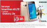 Beli Samsung Galaxy J1, Dapatkan Bonus Kuota Hingga 48 GB