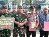 Pimpin Upacara Hari Kesaktian Pancasila, Dandim 0313/KPR Sampaikan Pesan Jaga NKRI