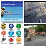Cukup dari Ponsel, Bisa Lihat Kondisi Arus Lalu Lintas Via CCTv, SIM Online Hingga Fitur Panic Butto