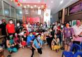 Relawan Tionghoa Peduli Covid-19 Gelar Duan Wu Jie Secara Sederhana