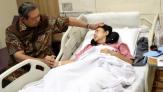 Pramono Donorkan Sumsum Tulang Belakang untuk Ani Yudhoyono