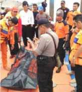 Satu Korban Tabrakan Speedboat dan Kapal Ditemukan Tewas