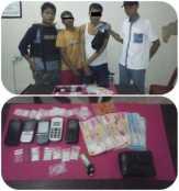 Dua Pengedar Sabu di Bahtera Makmur Rohil Ditangkap Polisi