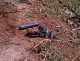 Bom yang Ditemukan di Kalimalang Bertuliskan Dimanit