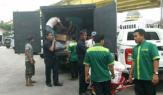 Polres Pelalawan Limpahkan Ribuan Botol Miras dan Rokok Ilegal ke Bea Cukai Pekanbaru