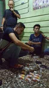 Terendus Sebagai Pengedar Sabu, Rumah Eks Warga Kampung Dalam di Jalan Kapur Digerebek Polisi
