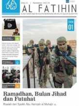 Telah Terbit 'Al Fatihin', Surat Kabar ISIS Berbahasa Melayu