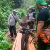 Perambah Hutan dan Seorang Toke Kayu Ditangkap Polisi di Pedalaman Kabupaten Siak