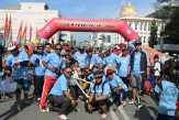 Meriahkan HUT Rohil, Fun Bike Diikuti Ribuan Peserta