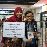 Febri Yanti, Wakili Riau di Anak Sabang Merauke Batch 3