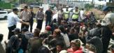 Berkeliaran di Jalanan Pangkalan Kerinci, 37 Anak Punk Diangkut Polisi