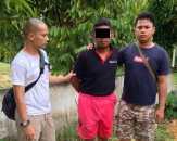 Polres Pelalawan Kembali Tangkap Seorang Pengedar Uang Palsu