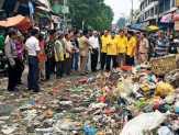 Selama Ini Pekanbaru Bersih, Tahu-tahunya Setya Novanto 'Cium' Bau Busuk Sampah