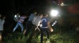 Terjadi Kejar-kejaran dengan Polisi, Mobil Pelaku Perampok Truk CPO Terbalik di KM 39 Bandar Seikija