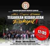 GMMK Targetkan Aksi Super Damai di KPU Riau Diikuti 3.000 Massa