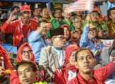Wali Kota Dumai Saksikan Pembukaan PON XIX di Jawa Barat