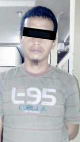 Petani di Tambusai Timur Ditangkap Polisi Rohul Saat SMS-an