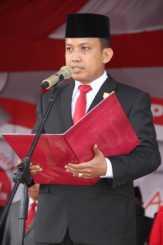 Ini Pesan Ketua DPRD untuk Para Penerus Pembangunan di Negeri Seribu Parit