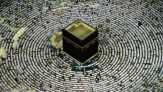 Giliran JCH Kloter 10 Kampar Tiba di Mekkah
