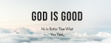 Meneruskan Kebaikan-Nya