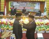 Thomas Widodo Gantikan Darmadi di DPRD Kabupaten Siak, Alfedri: Dewan Mitra Pemerintah