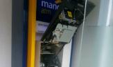 ATM Bank Mandiri di Pelalawan Nyaris Dibobol Maling