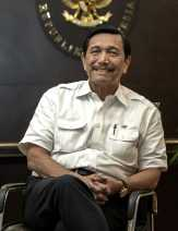 Luhut: Tak Masalah Prabowo Bergabung ke Koalisi Jokowi
