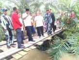 Pilkada Rohil, Warga Baganbatu Berharap Suyatno Tingkatkan Pembangunan