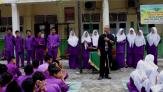 Siswa SMA Negeri 12 Pekanbaru, Siap Menjadi Literat yang Handal