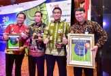 Bank Riau Kepri Raih the 2nd The Best BUMD Pada IHCA Award III 2017