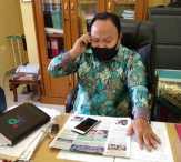 Drs.Abu Tohir Pastikan Biaya Seragam SMPN 1 Pkl Kerinci Bukan Pungutan