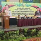 118 Kades se-Kuansing Ikuti Workshop di Pekanbaru.