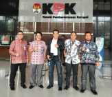 KPK RI Segera Launching MoU Pajak Online Bersama 4 Walikota dan 1 Bupati di Wilayah Riau Dan Kepri