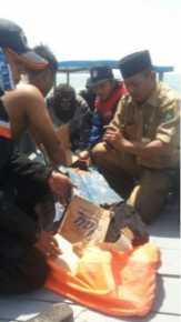 Mandi di Pantai Beting Rupat, Dua Mahasiswa UIN Suska Riau Tewas Tenggelam