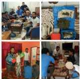 Polres Bengkalis Sita 4 Paket Besar dan 135 Paket Ganja Siap Edar