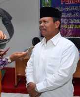 Seperti Diprediksi Sebelumnya, Arianto Resmi Jabat Plt Sekda Bengkalis