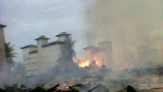 Kerugian Kebakaran Pasar Pulau Muda di Kecamatan Teluk Meranti Capai Rp3 Miliar