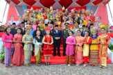 Bupati Bengkalis Pimpin Upacara Hari Sumpah Pemuda Ke-88