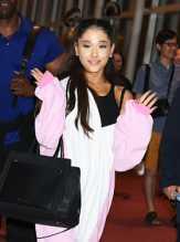 Ariana Grande SudahTiba di Jakarta?