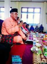 Semarakkan HUT Provinsi Riau Ke-59, Said Hasyim Instruksikan Pegawai di Meranti Berpakaian Melayu