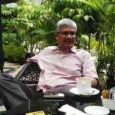 Siang Ini, Sukarmis Silaturahmi dengan IKKS Siak di Perawang
