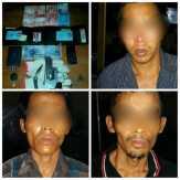 Sekap dan Buang Korbannya, 3 Bandit Bersenjata Api di Jalinsum Rohil Akhirnya Keok Oleh Polisi