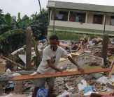 Diterjang Longsor Tiga Rumah Warga Ambruk