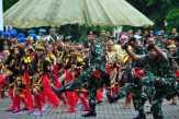 Kebersamaan TNI-Rakyat